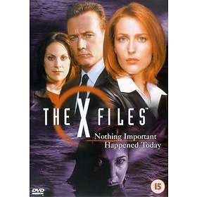 X-Files: Nothing Important Happend Today