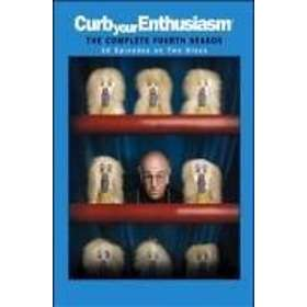 Curb Your Enthusiasm - Complete Season 4 (UK)