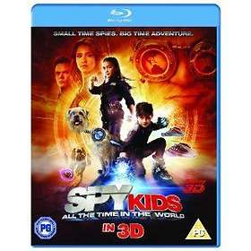 Spy Kids: All the Time in the World (3D) (UK)