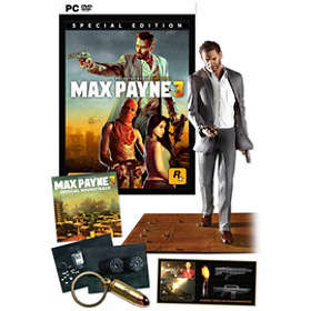Max Payne 3 - Special Edition (PC)