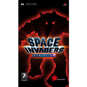 Space Invaders: Evolution (PSP)