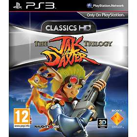 Jak and Daxter: The Trilogy (PS3)