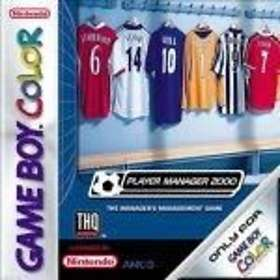 Alex Ferguson's Player Manager 2001 (GBC)