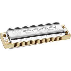 Hohner Diatonic Marine Band Thunderbird (G-Low)