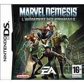 Marvel Nemesis: Rise of the Imperfects (DS)