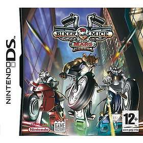 Biker Mice from Mars (DS)
