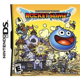Dragon Quest Heroes: Rocket Slime (DS)