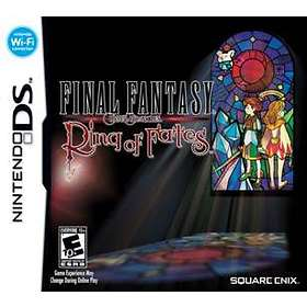 Final Fantasy Crystal Chronicles: Ring of Fates (DS)