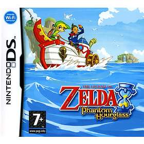 The Legend of Zelda: Phantom Hourglass (DS)