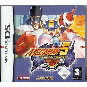 Mega Man Battle Network 5: Double Team (DS)