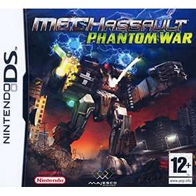 MechAssault: Phantom War (DS)