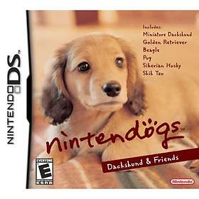 Nintendogs: Dachshund & Friends (DS)
