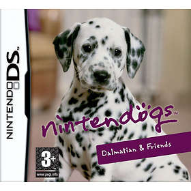 Nintendogs: Dalmatian & Friends (DS)