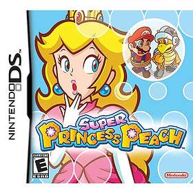 Super Princess Peach (DS)