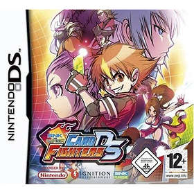 SNK vs. Capcom: Card Fighters DS (DS)