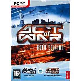 Act of War - Gold Edition (PC)