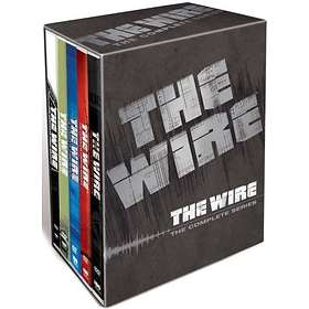 The Wire - Complete HBO Season 1-5