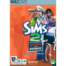 The Sims 2: Open for Business  (Expansion) (PC)