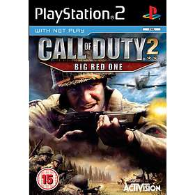 Call of Duty 2: Big Red One - Collector's Edition (PS2)
