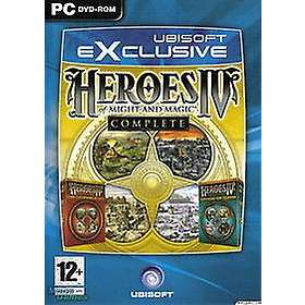 Heroes of Might and Magic IV - Complete (PC)