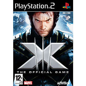 X-Men: The Official Game (PS2)
