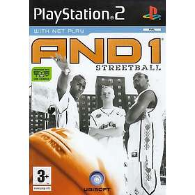 AND 1 Streetball (PS2)