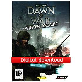Warhammer 40.000 Dawn of War: Winter Assault (Expansion) (PC)