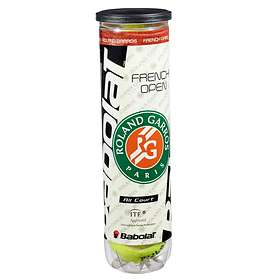 Babolat French Open All Court (4 bollar)