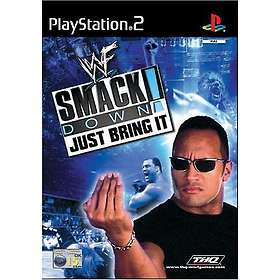 WWE SmackDown! Just Bring It (PS2)