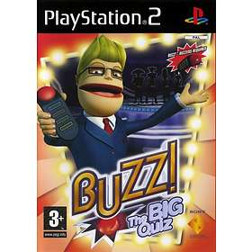 Buzz! The Big Quiz (PS2)