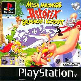 Asterix Mega Madness (PS1)