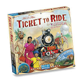 Ticket to Ride: India (exp.)