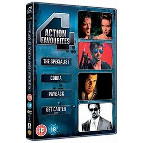 4 Action Favourites:  Stallone