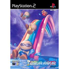 Aqua Aqua: Wetrix 2 (PS2)