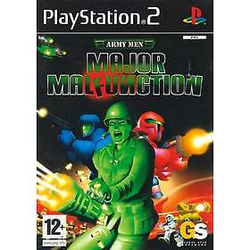 Army Men: Major Malfunction (PS2)