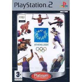 Athens 2004: The Olympic Games (PS2)