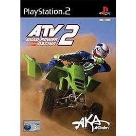 ATV Quad Power Racing 2 (PS2)