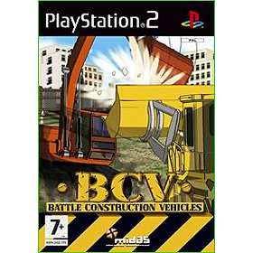 BCV: Battle Construction Vehicles (PS2)