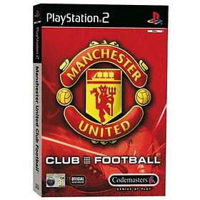 Club Football 2003/04: Manchester United (PS2)