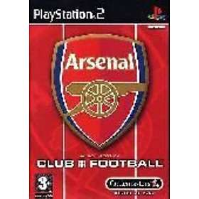 Club Football 2003/04: Arsenal (PS2)