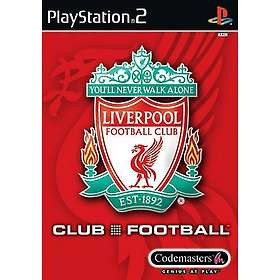 Club Football 2003/04: Liverpool (PS2)