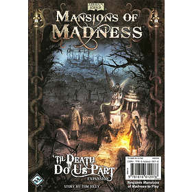 Mansions of Madness: 'Til Death Do Us Part (exp.)