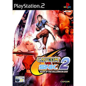 Capcom vs. SNK 2: Mark of the Millenium 2001 (PS2)