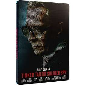 Tinker Tailor Soldier Spy - Limited Edition SteelBook