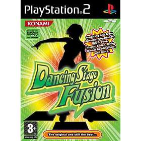 Dancing Stage: Fusion (PS2)