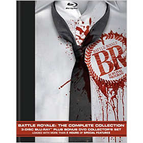 Battle Royale - The Complete Collection (US)