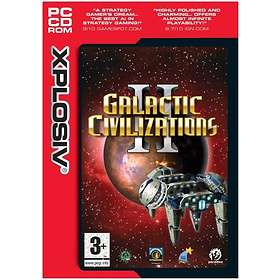 Galactic Civilizations II (PC)