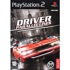 Driver: Parallel Lines (PS2)