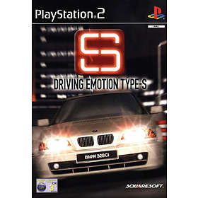 Driving Emotion Type-S (PS2)