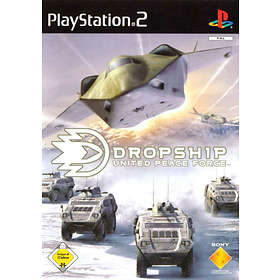 Dropship: United Peace Force (PS2)
